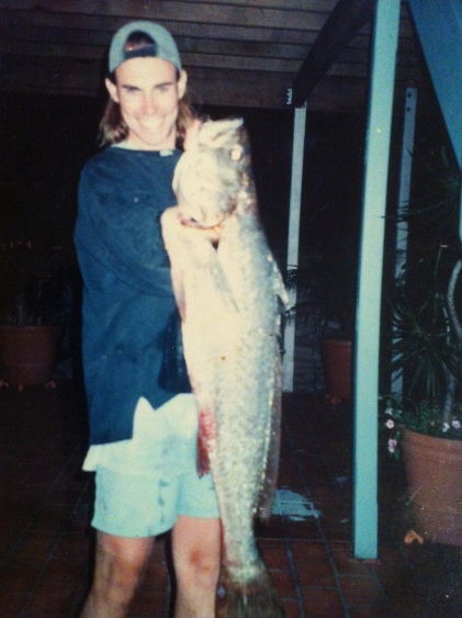 Early 90's Mulloway