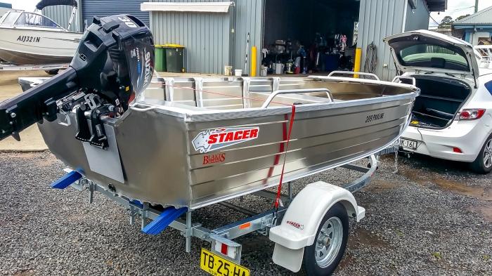 002 - Matts new boat - 20160123