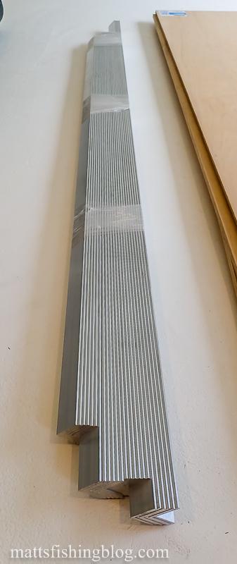 32x32x3 6060 aluminium angle