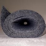 Autex Seatread Marine Carpet Tornado (Charcoal).