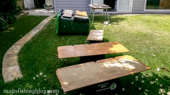 Sealing Timber